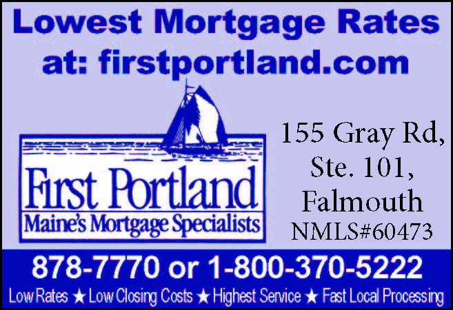 #FirstPortlandMortgage