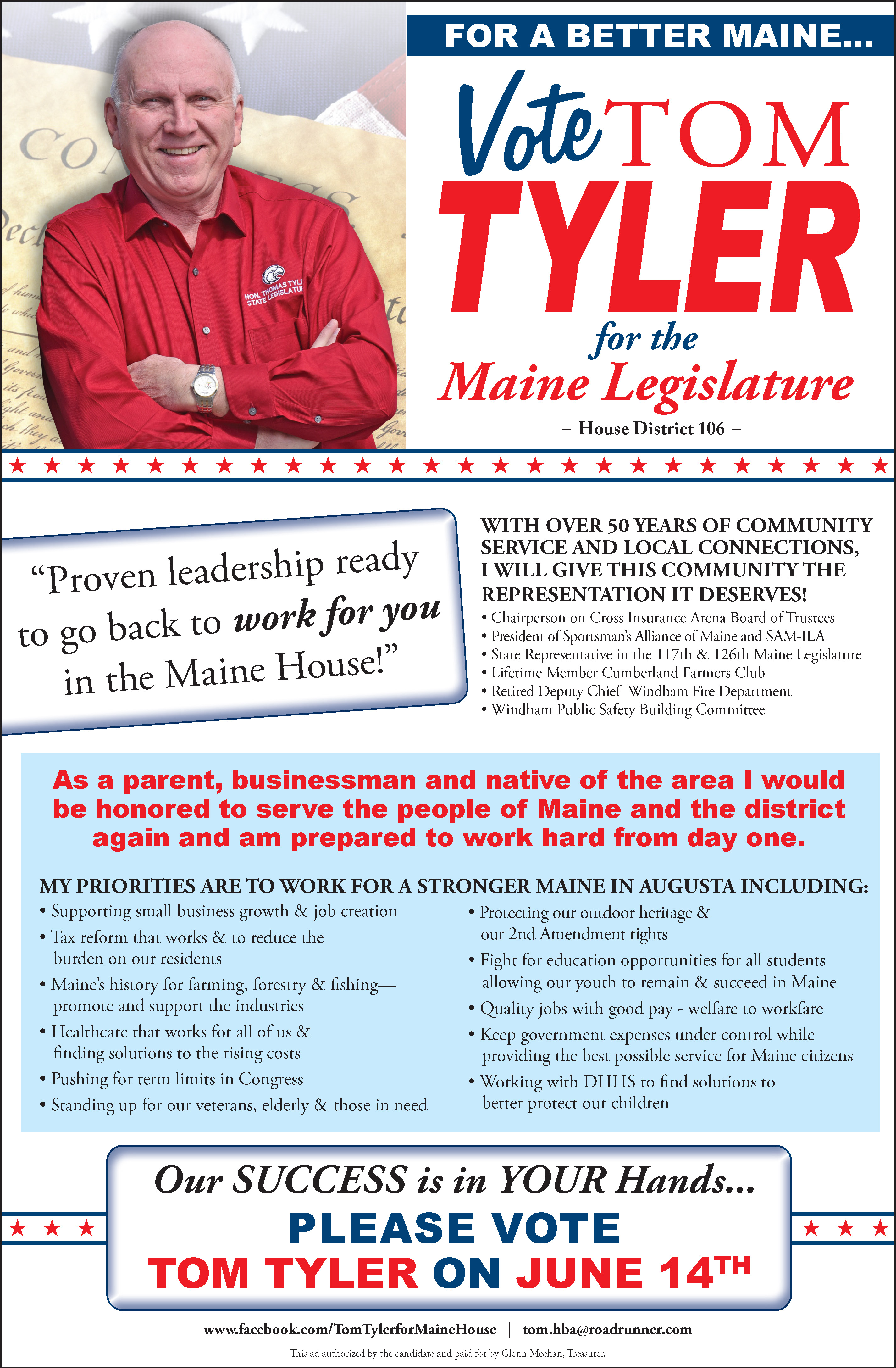 https://www.facebook.com/Tom-Tyler-for-Maine-House-374831959591528/